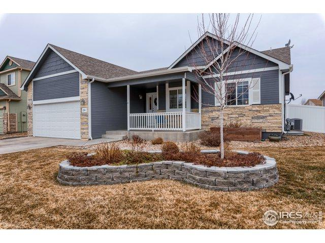 288 Sand Grouse Dr, Loveland, CO 80537 (MLS #872487) :: The Daniels Group at Remax Alliance