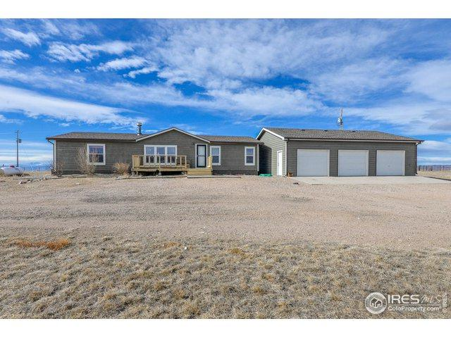 53035 County Road 15, Carr, CO 80612 (MLS #872497) :: Sarah Tyler Homes