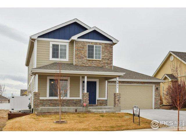 3611 Poppi Ave, Evans, CO 80620 (MLS #872510) :: Sarah Tyler Homes