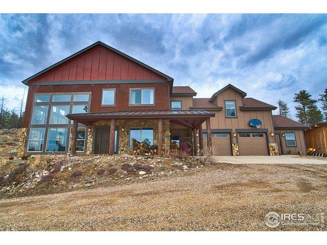 2565 Davis Ranch Rd, Bellvue, CO 80512 (MLS #872522) :: Sarah Tyler Homes