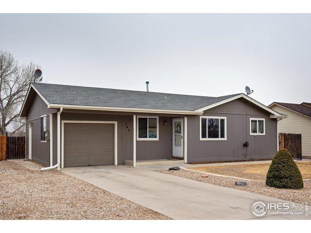 748 2nd St Ct, Kersey, CO 80644 (MLS #872523) :: Sarah Tyler Homes