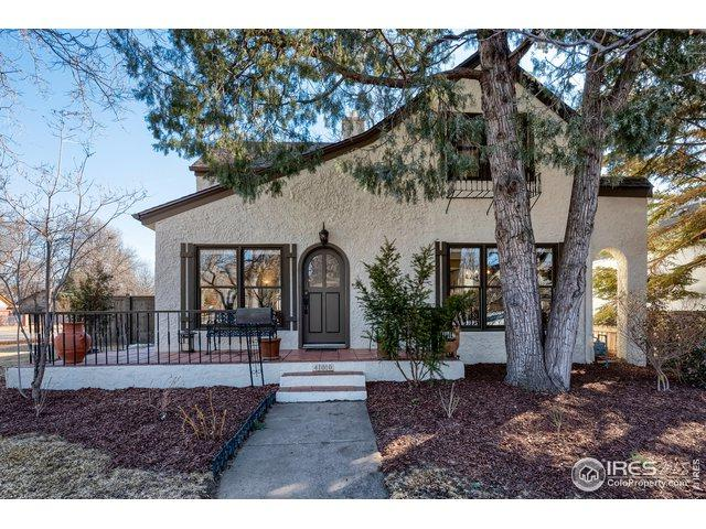 400 S Grant Ave, Fort Collins, CO 80521 (MLS #872528) :: Sarah Tyler Homes