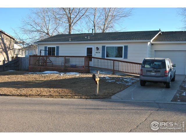 4634 S Shenandoah St, Greeley, CO 80634 (MLS #872529) :: The Daniels Group at Remax Alliance