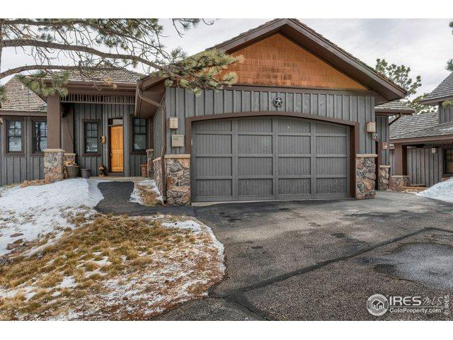 332 Juniper Ct, Red Feather Lakes, CO 80545 (MLS #872531) :: Tracy's Team