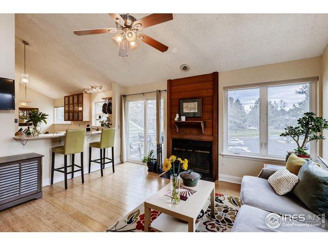 8033 Countryside Park #206, Niwot, CO 80503 (MLS #872534) :: The Lamperes Team
