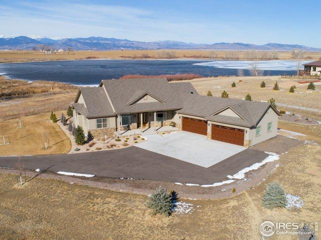 3588 Snug Harbor Ct, Loveland, CO 80537 (MLS #872555) :: The Daniels Group at Remax Alliance