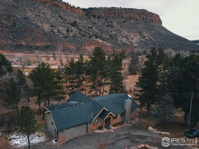 1782 Apple Valley Rd, Lyons, CO 80540 (MLS #872559) :: The Daniels Group at Remax Alliance