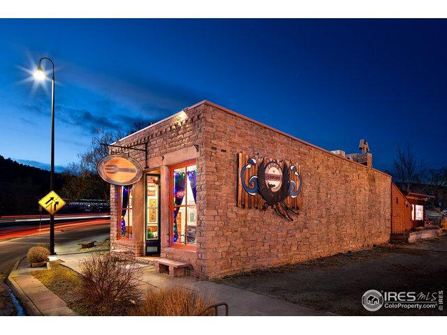 450 Main St, Lyons, CO 80540 (MLS #872560) :: The Daniels Group at Remax Alliance