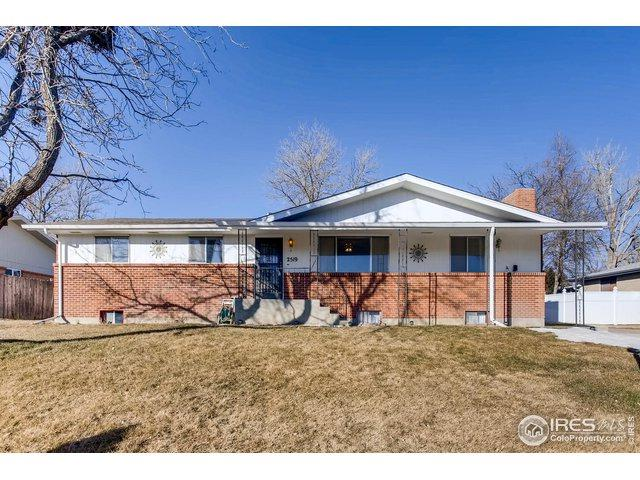2519 49th Ave Ct, Greeley, CO 80634 (MLS #872561) :: The Daniels Group at Remax Alliance
