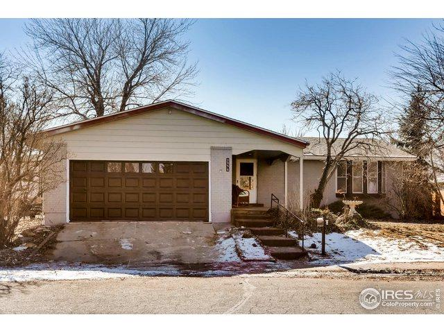 2956 Madera Ct, Boulder, CO 80301 (MLS #872562) :: The Daniels Group at Remax Alliance