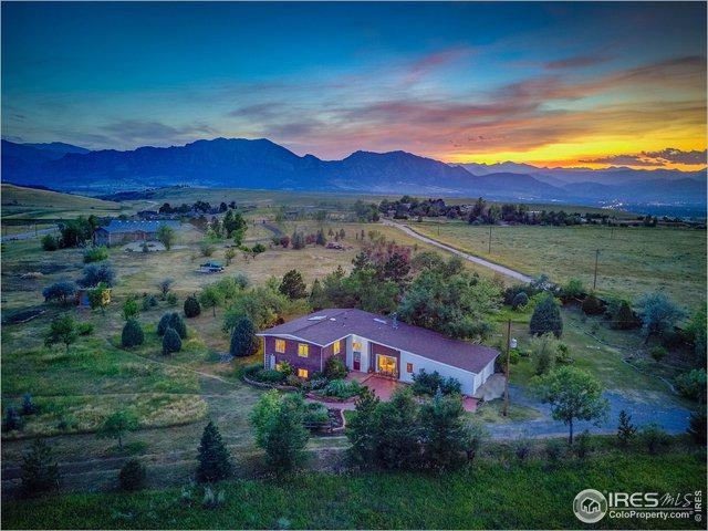 7127 Marshall Dr, Boulder, CO 80303 (MLS #872569) :: 8z Real Estate