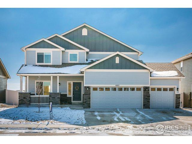 602 Boxwood Dr, Windsor, CO 80550 (MLS #872578) :: Keller Williams Realty