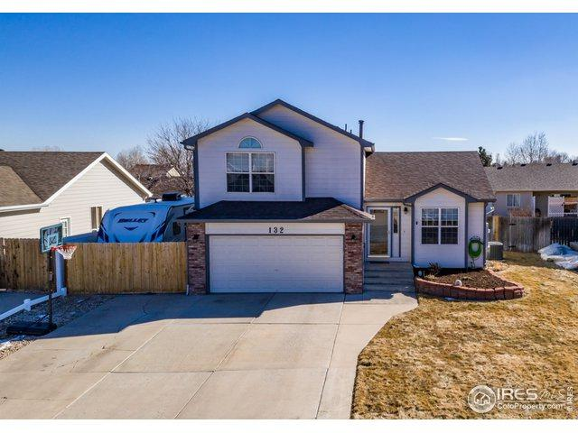 132 N 50th Ave Pl, Greeley, CO 80634 (MLS #872584) :: Keller Williams Realty