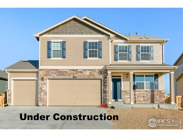 322 Jay Ave, Severance, CO 80550 (MLS #872587) :: Kittle Real Estate