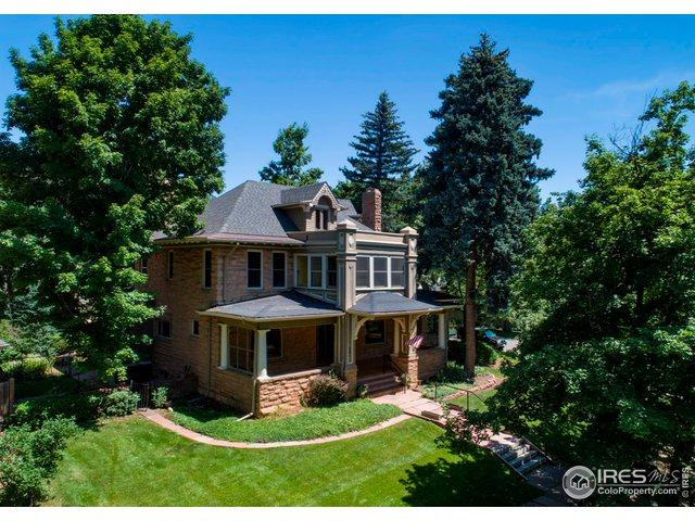 541 Spruce St, Boulder, CO 80302 (MLS #872592) :: Windermere Real Estate