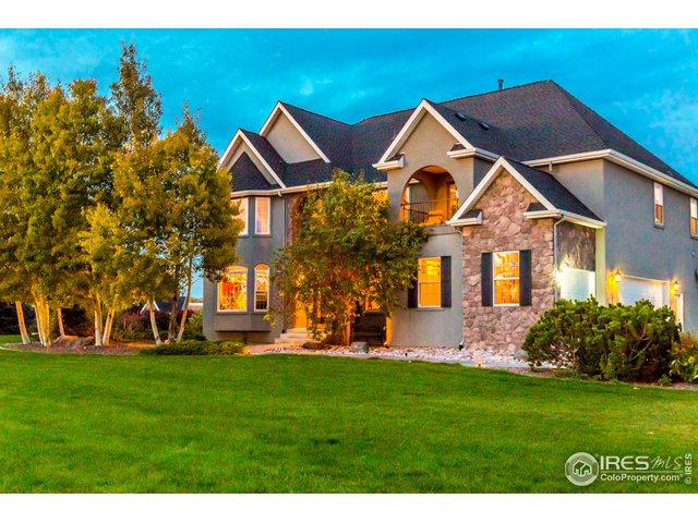 39348 Rangeview Dr, Severance, CO 80610 (MLS #872594) :: The Lamperes Team