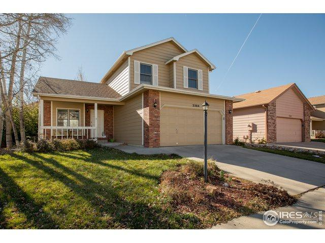 2384 Hampstead Dr, Loveland, CO 80538 (MLS #872598) :: Downtown Real Estate Partners