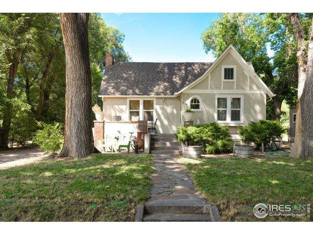 312 Locust St, Fort Collins, CO 80524 (#872602) :: The Griffith Home Team