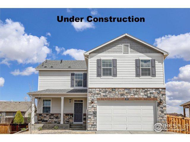 1684 Highfield Dr, Windsor, CO 80550 (MLS #872607) :: Downtown Real Estate Partners