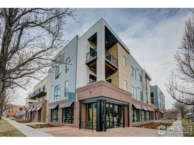 302 N Meldrum St #306, Fort Collins, CO 80521 (MLS #872611) :: Downtown Real Estate Partners