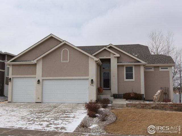 501 56th Ave, Greeley, CO 80634 (MLS #872615) :: Downtown Real Estate Partners