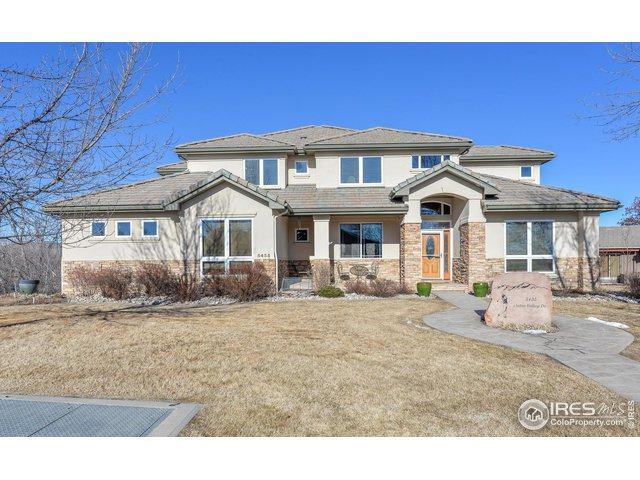 5435 Cedar Valley Dr, Loveland, CO 80537 (MLS #872617) :: Downtown Real Estate Partners