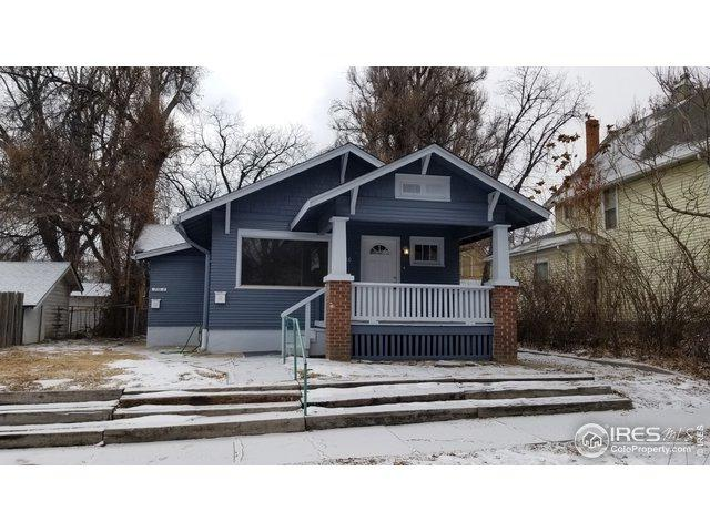 710 20th St, Greeley, CO 80631 (MLS #872620) :: Downtown Real Estate Partners