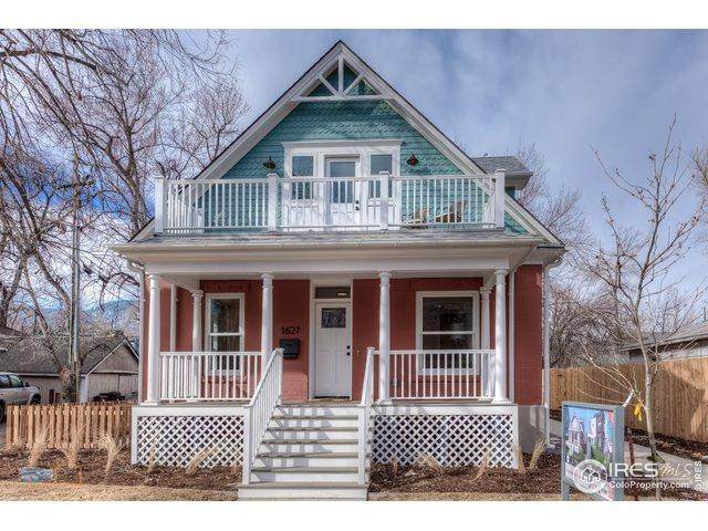1627 17th St, Boulder, CO 80302 (MLS #872633) :: Downtown Real Estate Partners