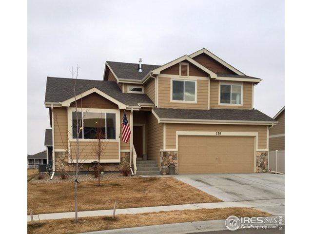 538 El Diente Ave, Severance, CO 80550 (MLS #872634) :: The Lamperes Team