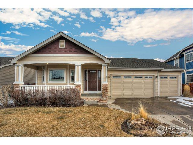 640 Torreys Peak Ln, Berthoud, CO 80513 (MLS #872646) :: Kittle Real Estate