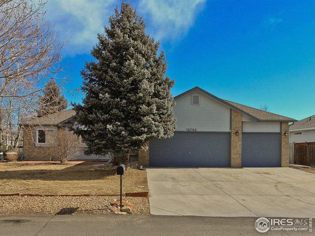 16786 W View Dr, Mead, CO 80542 (MLS #872648) :: Kittle Real Estate