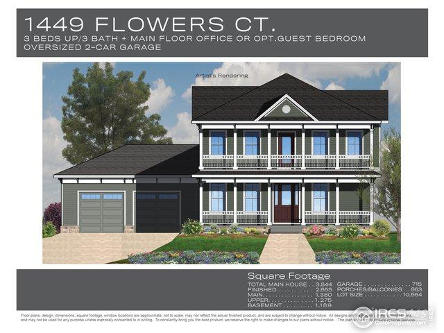 1449 Flowers Ct, Erie, CO 80516 (#872695) :: The Dixon Group