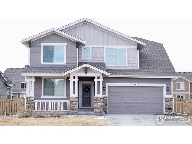 6523 Snow Bank Dr, Timnath, CO 80547 (MLS #872698) :: The Lamperes Team
