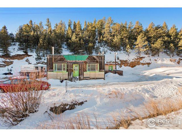 30230 Highway 72, Golden, CO 80403 (#872705) :: The Dixon Group