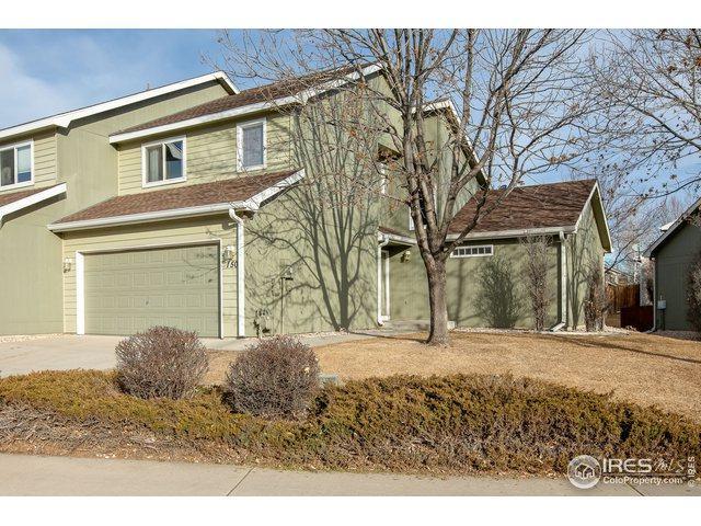 150 Crabapple Dr, Windsor, CO 80550 (MLS #872738) :: Kittle Real Estate