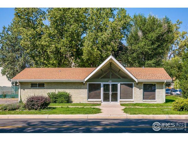 801 11th Ave, Greeley, CO 80631 (MLS #872739) :: Kittle Real Estate