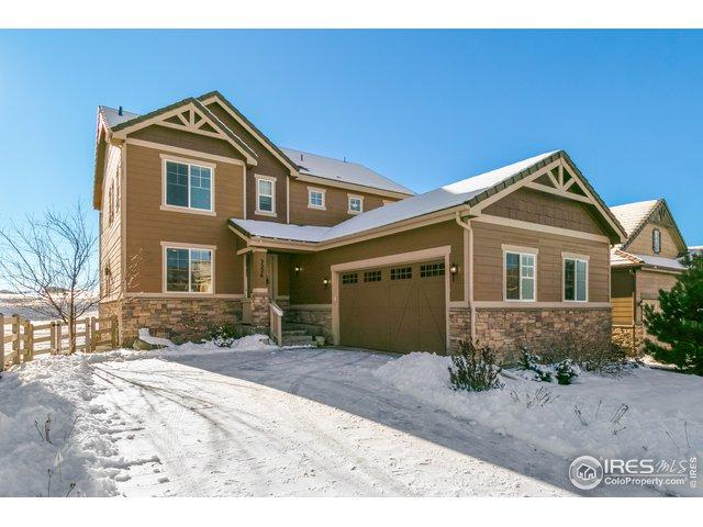 3226 Yale Dr, Broomfield, CO 80023 (MLS #872744) :: The Lamperes Team
