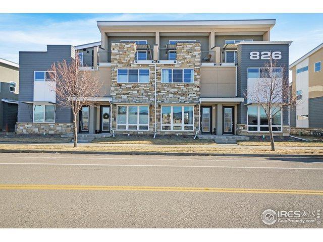 902 Jerome St #1, Fort Collins, CO 80524 (MLS #872760) :: Kittle Real Estate
