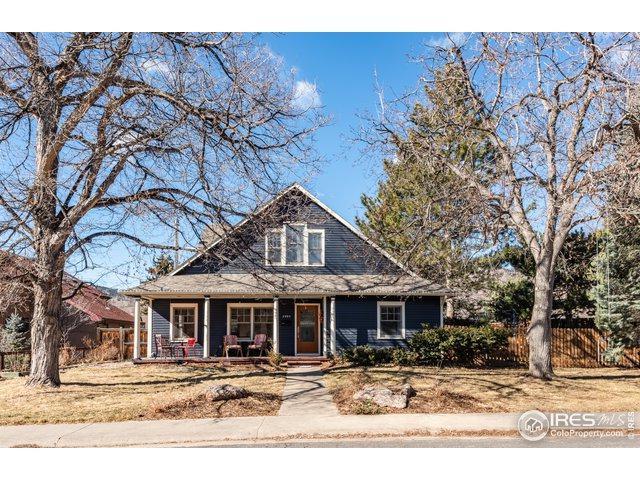 2995 Jefferson St, Boulder, CO 80304 (MLS #872762) :: 8z Real Estate