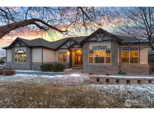 370 Meadowsweet Cir, Loveland, CO 80537 (MLS #872767) :: Kittle Real Estate