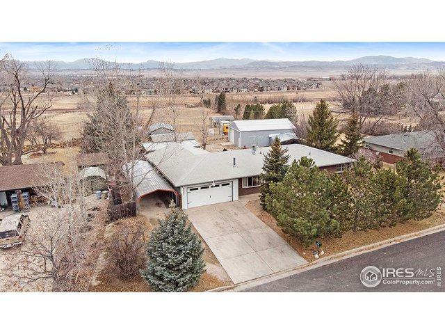 5101 Ranch Acres Dr, Loveland, CO 80538 (MLS #872790) :: Kittle Real Estate