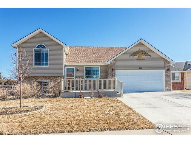 214 Forest St, Firestone, CO 80520 (MLS #872801) :: 8z Real Estate