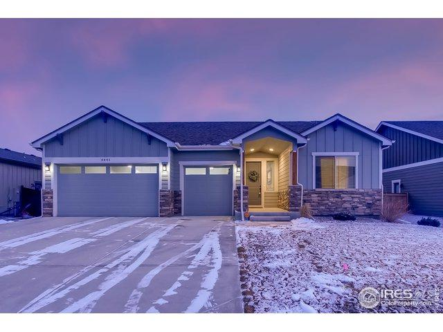 4491 Ketchum Dr, Wellington, CO 80549 (MLS #872815) :: Kittle Real Estate