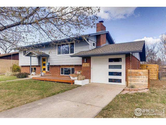 424 Baylor St, Fort Collins, CO 80525 (MLS #872816) :: Hub Real Estate