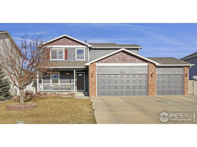 3256 Wild West Ln, Wellington, CO 80549 (MLS #872822) :: Kittle Real Estate
