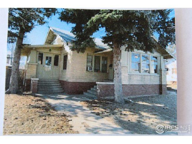 1010 18TH St, Greeley, CO 80631 (MLS #872825) :: Kittle Real Estate