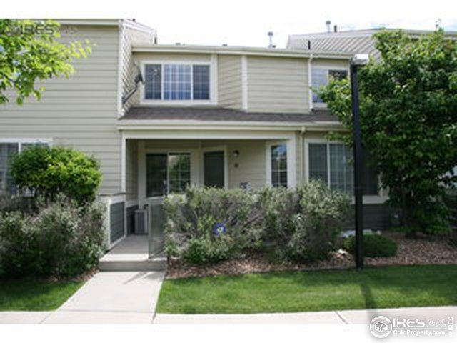 930 Button Rock Dr #41, Longmont, CO 80504 (MLS #872828) :: The Lamperes Team