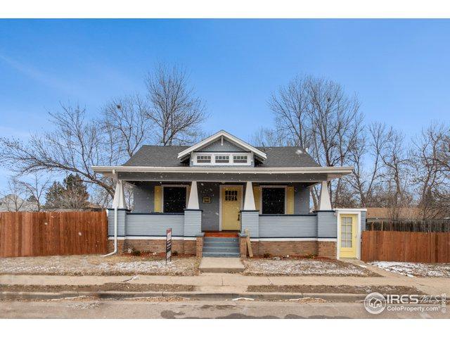 770 Washington Ave, Loveland, CO 80537 (MLS #872829) :: Kittle Real Estate