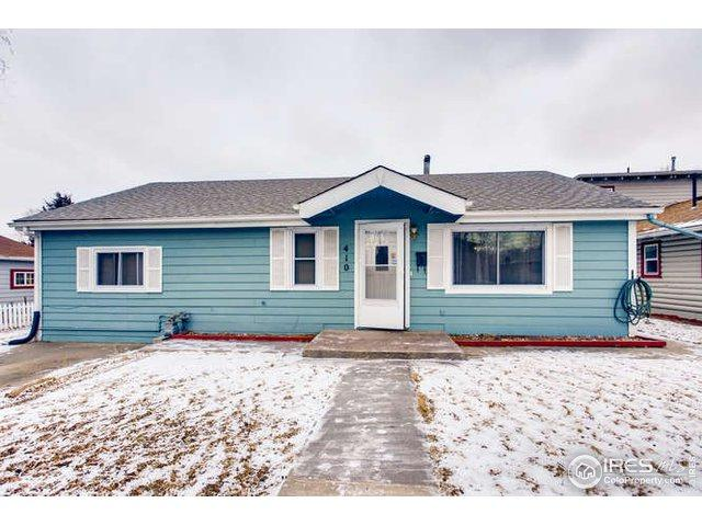 410 Pearl St, Fort Collins, CO 80521 (MLS #872830) :: Kittle Real Estate