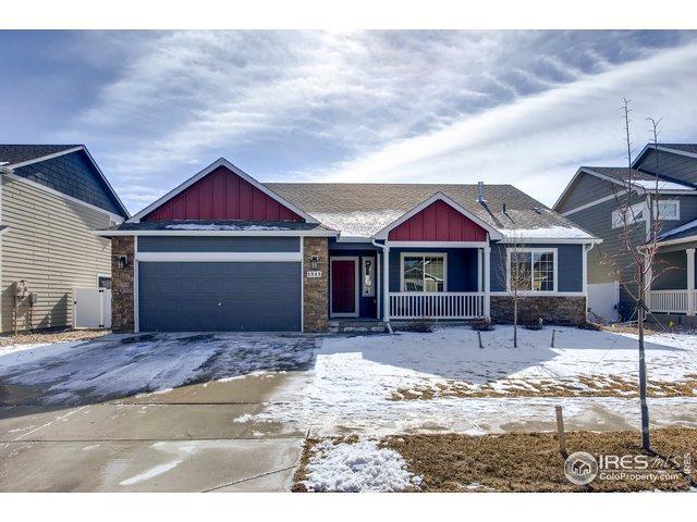 1345 Murrlet St, Berthoud, CO 80513 (MLS #872831) :: Kittle Real Estate